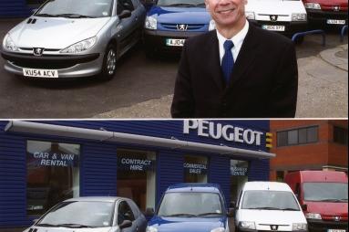 Peugeot Media Site